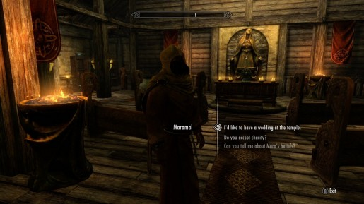 Skyrim Marriage 3