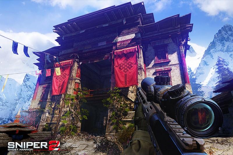 Sniper Ghost Warrior 2 screenshot