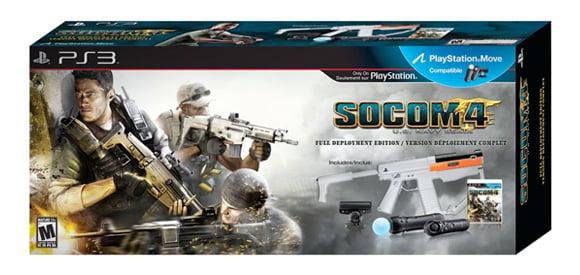 SOCOM 4 Full Deployment Edition