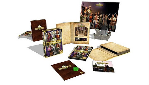 The Sims Medieval Collector's Edition