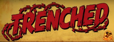 Trenched logo