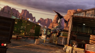 Uncharted 3 screenshot 1