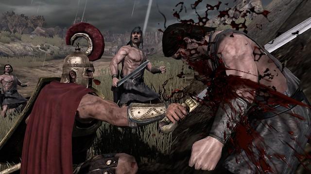 Warriors: Legends of Troy screen