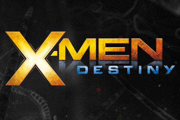 X-Men Destiny logo