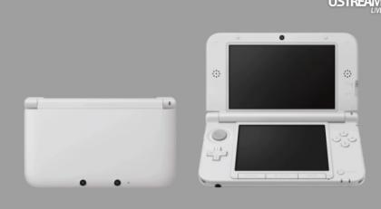 3DS XL Specification