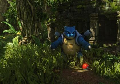 Pokemon Game Powered by Unreal Engine 3