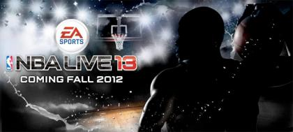 NBA Live Cover
