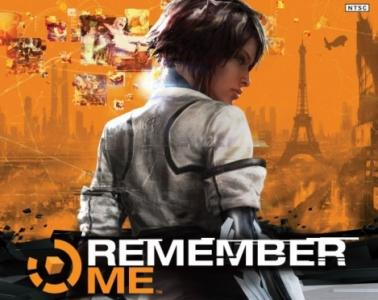 Remember Me screen