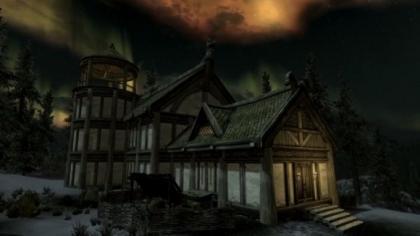 Elder Scrolls V: Skyrim Hearthfire DLC