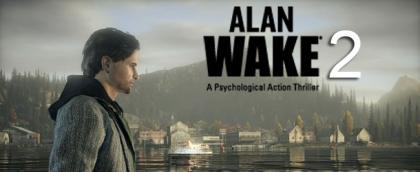 Alan Wake 2 Logo
