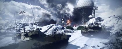 Battlefield 3: Armored Kill Alborz Screen