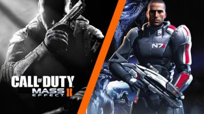 Black Ops 2 and Mass Effect 2 CD Glitch