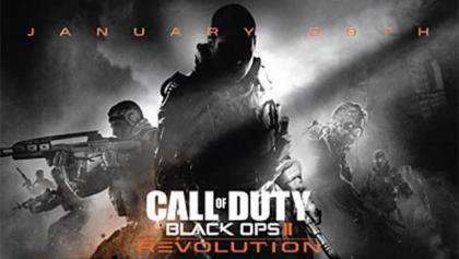 Call of Duty: Black Ops 2 Revolution DLC