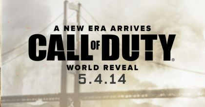Call of Duty 2014 Teaser Poster