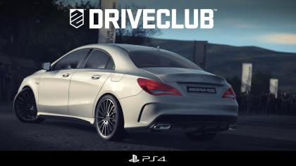 DriveClub Screen