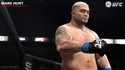 EA Sports UFC Fighter