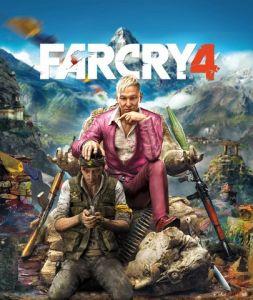 Far Cry 4 Box Art