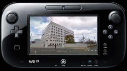 Google Maps for Wii U