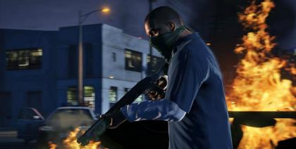 GTA 5 Violence