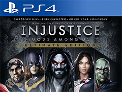 Injustice: God Among Us Ultimate Ecition