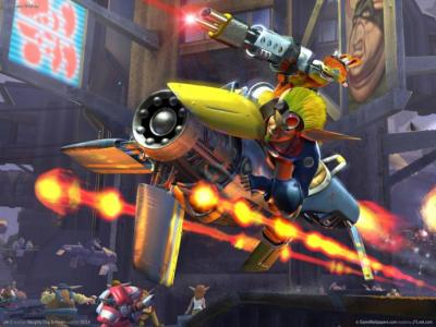 Jak and Daxter Collection for PS VITA