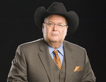 Jim Ross in WWE 2K14