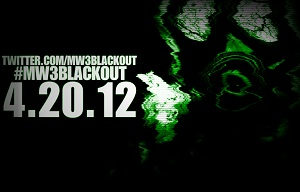 MW3 Blackout Movement
