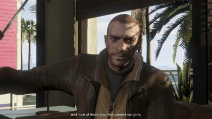 Niko Bellic in GTA V