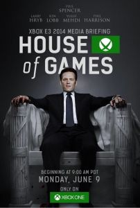 Phil Spencer House of Games Tribute For Xbox One