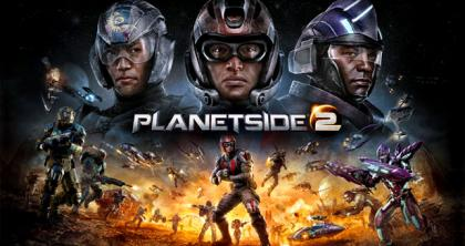 Planetside 2 For PS4
