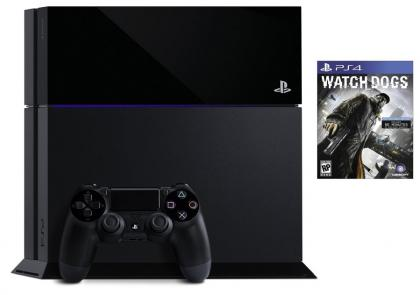 Watch Dogs PS4 Bundle
