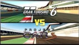Project Cars vs Gran Turismo 6