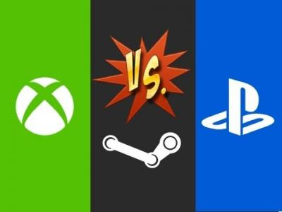 PS4 vs Xbox One vs SteamBox