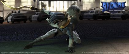 Sly Cooper: The Movie