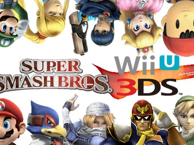 Smash Bros for Wii U and 3DS
