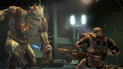 Star Wars: The Old Republic screen