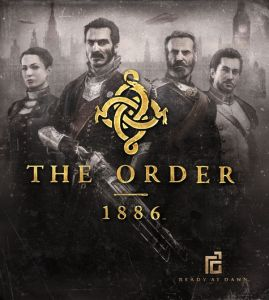 The Order: 1886 Cover Art