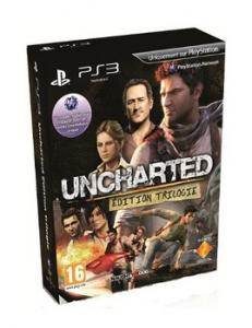 Uncharted Trilogy PS3 Bundle