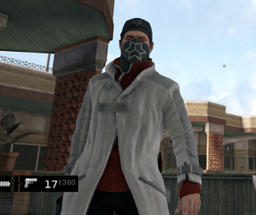 Watch Dogs New Costumes Outfit