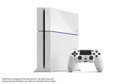 Destiny White PS4 Bundle