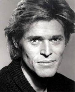 willem dafoe snickers
