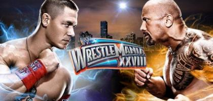 WWE 12 Wrestlemania matches