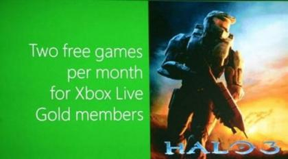 Halo 3 As Xbox Live Free Games