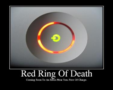 Playstation  Red Ring Of Death