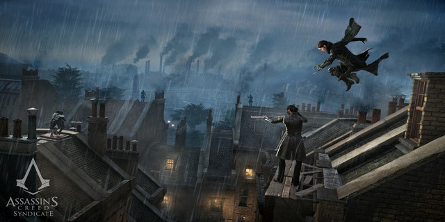 Assassin's Creed Syndicate Large Chests Location