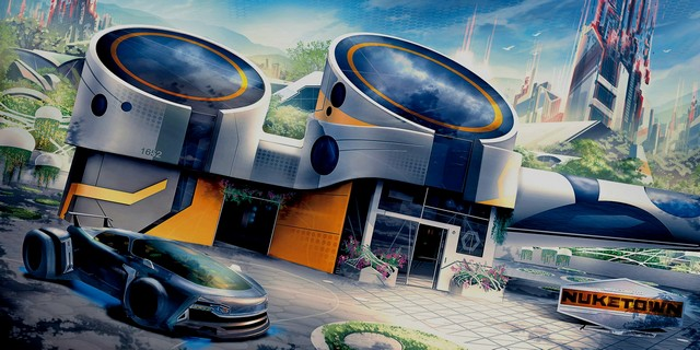 Call of Duty: Black Ops III Nuk3town