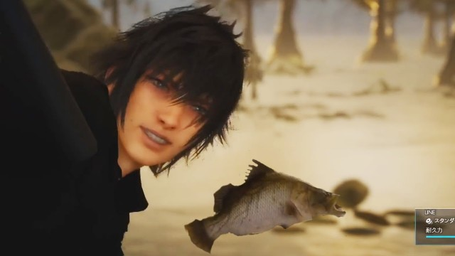 All fish list locations and lures guide final fantasy xv for Final fantasy 15 fishing guide