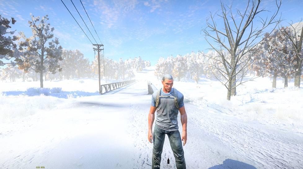 تصاویر جدیدی از بازی H1Z1 منتشر گردید