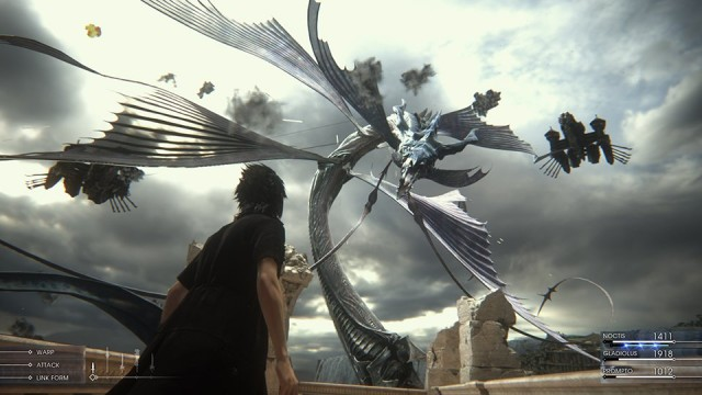 ffxv star of the rogue