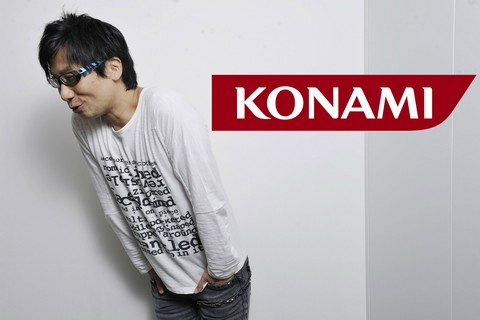 Kojima vs Konami Split